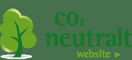 Vi er CO2-neutrale